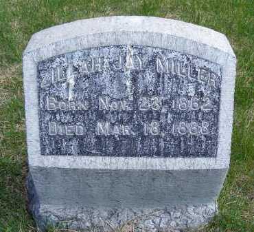 MILLER, ZILLAH JAY - Sheridan County, Nebraska   ZILLAH JAY MILLER - Nebraska Gravestone Photos