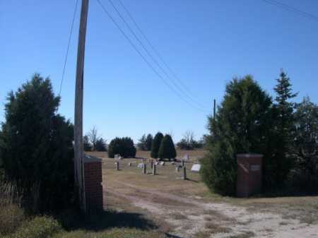 *MIRAGE FLATS CEMETERY, ENTRANCE TO - Sheridan County, Nebraska | ENTRANCE TO *MIRAGE FLATS CEMETERY - Nebraska Gravestone Photos