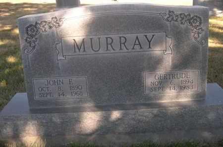 MURRAY, JOHN E. - Sheridan County, Nebraska | JOHN E. MURRAY - Nebraska Gravestone Photos