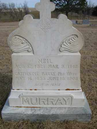 KELLY MURRAY, CATHERINE - Sheridan County, Nebraska | CATHERINE KELLY MURRAY - Nebraska Gravestone Photos