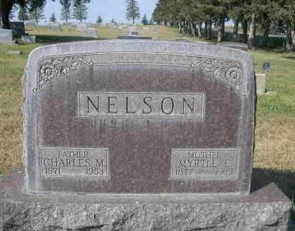 NELSON, CHARLES M. - Sheridan County, Nebraska | CHARLES M. NELSON - Nebraska Gravestone Photos