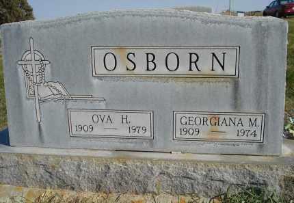 OSBORN, OVA H. - Sheridan County, Nebraska | OVA H. OSBORN - Nebraska Gravestone Photos