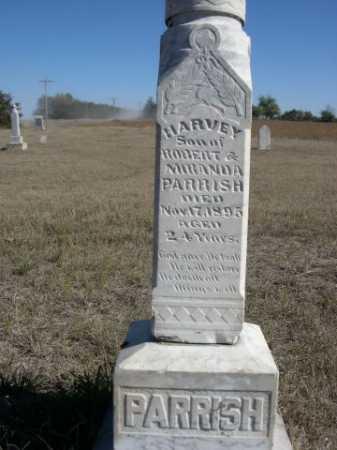 PARISH, HARVEY - Sheridan County, Nebraska | HARVEY PARISH - Nebraska Gravestone Photos
