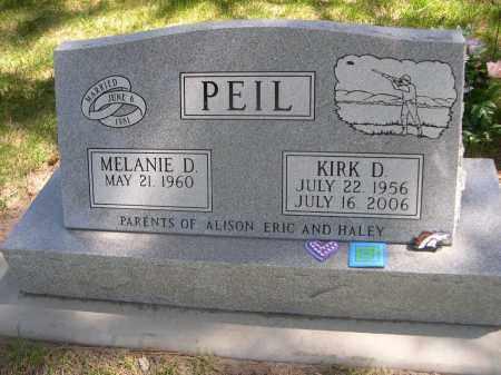 PEIL, MELANIE D. - Sheridan County, Nebraska | MELANIE D. PEIL - Nebraska Gravestone Photos