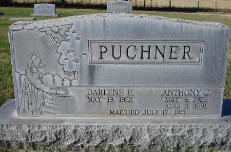 PUCHNER, ANTHONY J. - Sheridan County, Nebraska | ANTHONY J. PUCHNER - Nebraska Gravestone Photos