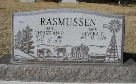 RASUMUSSEN, CHRISTIAN P. - Sheridan County, Nebraska | CHRISTIAN P. RASUMUSSEN - Nebraska Gravestone Photos