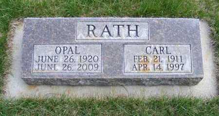 ABOLD RATH, OPAL - Sheridan County, Nebraska | OPAL ABOLD RATH - Nebraska Gravestone Photos