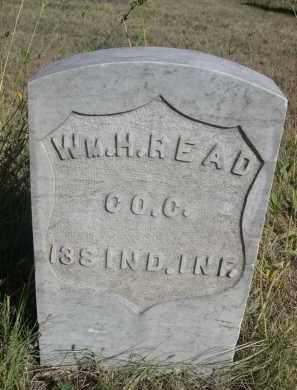 READ, WM. H. - Sheridan County, Nebraska | WM. H. READ - Nebraska Gravestone Photos