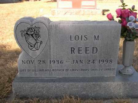 REED, LOIS M. - Sheridan County, Nebraska | LOIS M. REED - Nebraska Gravestone Photos