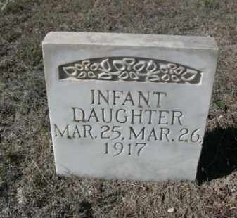 REEVES, INFANT DAUGHTER - Sheridan County, Nebraska | INFANT DAUGHTER REEVES - Nebraska Gravestone Photos