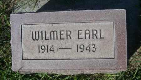 REEVES, WILMER EARL - Sheridan County, Nebraska | WILMER EARL REEVES - Nebraska Gravestone Photos