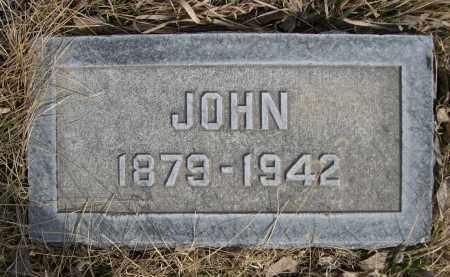 RILEY, JOHN - Sheridan County, Nebraska | JOHN RILEY - Nebraska Gravestone Photos