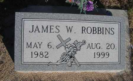 ROBBINS, JAMES W. - Sheridan County, Nebraska | JAMES W. ROBBINS - Nebraska Gravestone Photos
