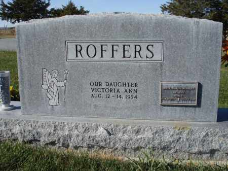 ROFFERS, WILLIAM - Sheridan County, Nebraska | WILLIAM ROFFERS - Nebraska Gravestone Photos
