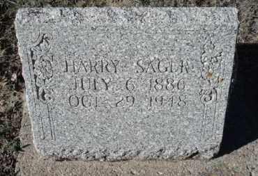 SAGER, HARRY - Sheridan County, Nebraska | HARRY SAGER - Nebraska Gravestone Photos