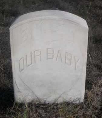 SANDOZ, OUR BABY - Sheridan County, Nebraska | OUR BABY SANDOZ - Nebraska Gravestone Photos