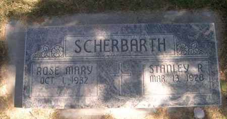 SCHERBARTH, ROSE MARY - Sheridan County, Nebraska | ROSE MARY SCHERBARTH - Nebraska Gravestone Photos
