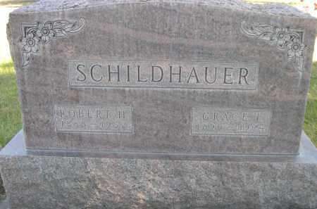 SCHILDHAUER, GRACE I. - Sheridan County, Nebraska | GRACE I. SCHILDHAUER - Nebraska Gravestone Photos