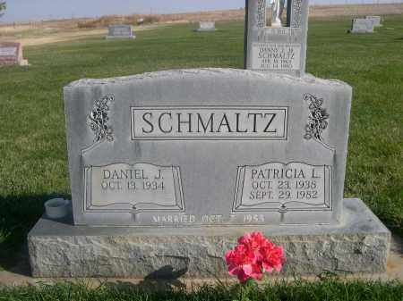 SCHMALTZ, DANIEL J. - Sheridan County, Nebraska   DANIEL J. SCHMALTZ - Nebraska Gravestone Photos