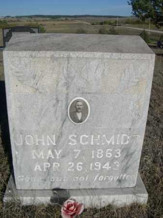 SCHMIDT, JOHN - Sheridan County, Nebraska   JOHN SCHMIDT - Nebraska Gravestone Photos
