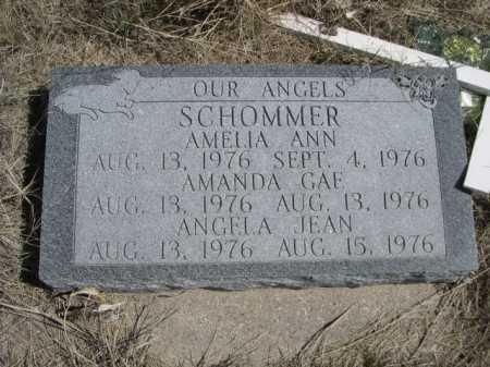 SCHOMMER, AMANDA GAE - Sheridan County, Nebraska | AMANDA GAE SCHOMMER - Nebraska Gravestone Photos