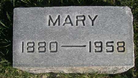 SCHREURS, MARY - Sheridan County, Nebraska   MARY SCHREURS - Nebraska Gravestone Photos