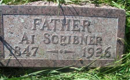 SCRIBNER, AI - Sheridan County, Nebraska   AI SCRIBNER - Nebraska Gravestone Photos