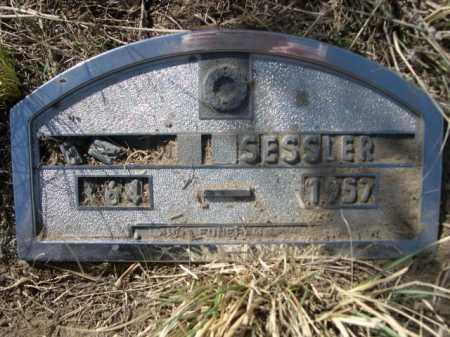 SESSLER, E..N... - Sheridan County, Nebraska | E..N... SESSLER - Nebraska Gravestone Photos