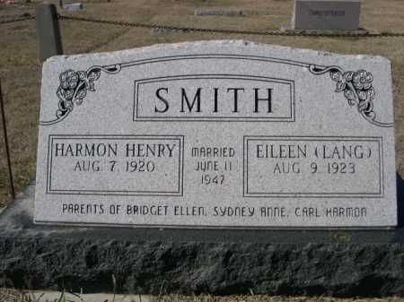 SMITH, HARMON HENRY - Sheridan County, Nebraska | HARMON HENRY SMITH - Nebraska Gravestone Photos