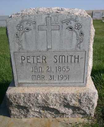 SMITH, PETER - Sheridan County, Nebraska | PETER SMITH - Nebraska Gravestone Photos