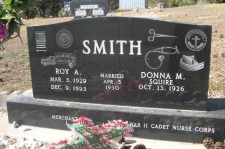 SMITH, ROY A. - Sheridan County, Nebraska | ROY A. SMITH - Nebraska Gravestone Photos