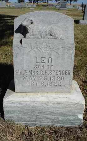 SPENCER, LEO - Sheridan County, Nebraska | LEO SPENCER - Nebraska Gravestone Photos