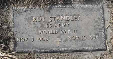 STANDLEA, ROY - Sheridan County, Nebraska | ROY STANDLEA - Nebraska Gravestone Photos