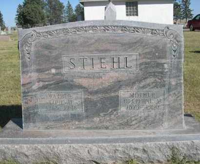 STIEHL, LOUIS J. - Sheridan County, Nebraska | LOUIS J. STIEHL - Nebraska Gravestone Photos