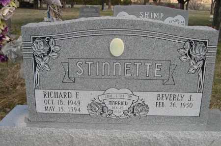 STINNETTE, BEVERLY J. - Sheridan County, Nebraska | BEVERLY J. STINNETTE - Nebraska Gravestone Photos