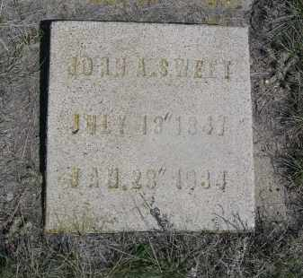 SWEET, JOHN A. - Sheridan County, Nebraska | JOHN A. SWEET - Nebraska Gravestone Photos