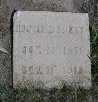 "SWEET, MARGARET ""MAGGIE"" I. - Sheridan County, Nebraska | MARGARET ""MAGGIE"" I. SWEET - Nebraska Gravestone Photos"