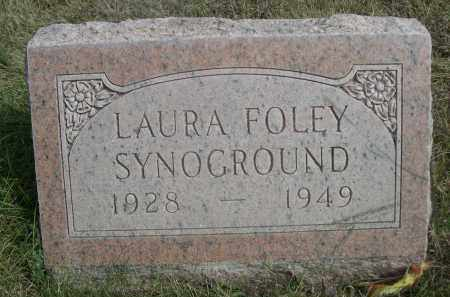SYNOGROUND, LAURA - Sheridan County, Nebraska | LAURA SYNOGROUND - Nebraska Gravestone Photos