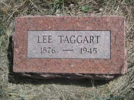 TAGGART, LEE - Sheridan County, Nebraska | LEE TAGGART - Nebraska Gravestone Photos