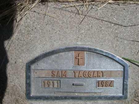 TAGGART, SAM - Sheridan County, Nebraska | SAM TAGGART - Nebraska Gravestone Photos