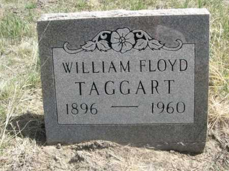 TAGGART, WILLIAM - Sheridan County, Nebraska | WILLIAM TAGGART - Nebraska Gravestone Photos