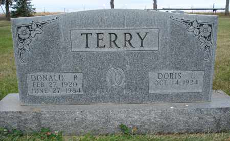 TERRY, DORIS L. - Sheridan County, Nebraska | DORIS L. TERRY - Nebraska Gravestone Photos