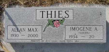 VYBIRAL THIES, IMOGENE A. - Sheridan County, Nebraska | IMOGENE A. VYBIRAL THIES - Nebraska Gravestone Photos