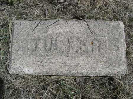 TULLER, PLOT - Sheridan County, Nebraska   PLOT TULLER - Nebraska Gravestone Photos