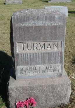 TURMAN, JAMES - Sheridan County, Nebraska   JAMES TURMAN - Nebraska Gravestone Photos