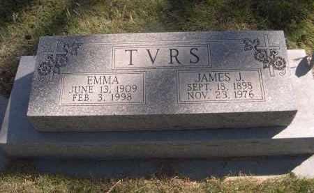 TVRS, JAMES J. - Sheridan County, Nebraska | JAMES J. TVRS - Nebraska Gravestone Photos