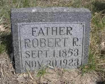 UNKNOWN, ROBERT R. - Sheridan County, Nebraska | ROBERT R. UNKNOWN - Nebraska Gravestone Photos
