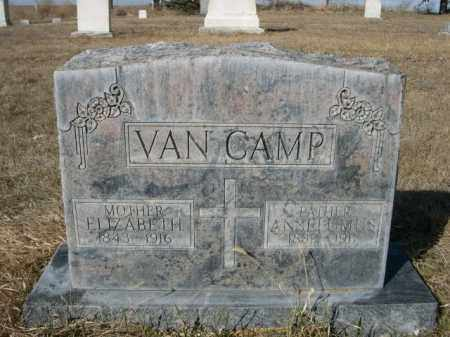 VAN CAMP, ELIZAZBETH - Sheridan County, Nebraska | ELIZAZBETH VAN CAMP - Nebraska Gravestone Photos
