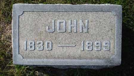 VANDENBERG, JOHN - Sheridan County, Nebraska   JOHN VANDENBERG - Nebraska Gravestone Photos
