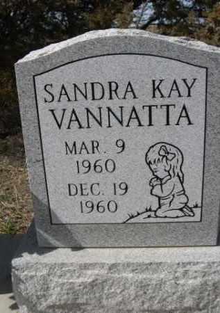 VANNATTA, SANDRA KAY - Sheridan County, Nebraska | SANDRA KAY VANNATTA - Nebraska Gravestone Photos
